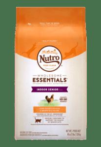 全護營養系列-室內熟齡貓化毛配方(農場鮮雞+糙米)