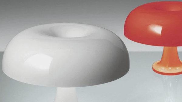 Struttura in marmo bianco arabesque. Lampade Da Tavolo Di Design Famose La Top 3 Online