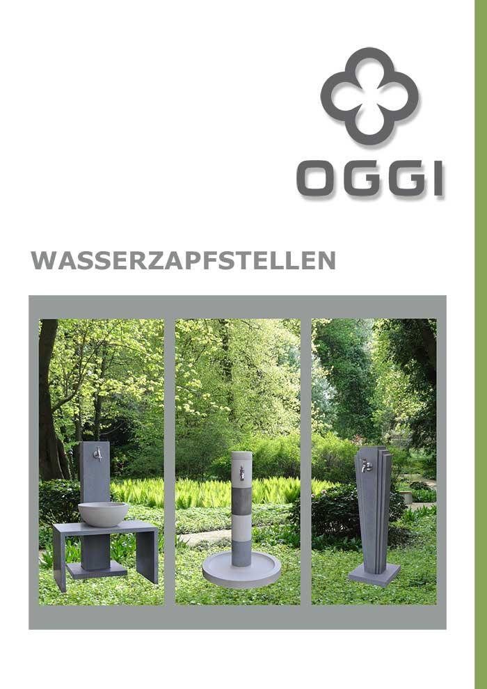 OGGI-Beton: Katalog-PDF Wasserzapfstellen