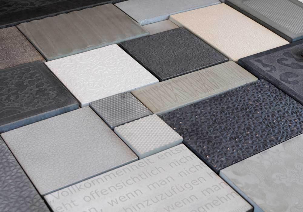 OGGI-Beton: Farben/Oberfläche