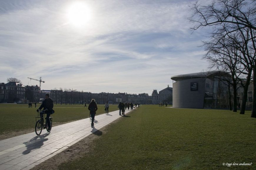 Amsterdam a piedi in un giorno