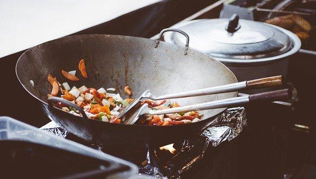 Street Food cottura