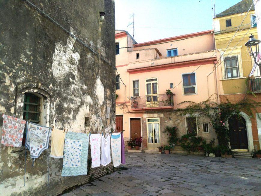 Centro storico Lesina