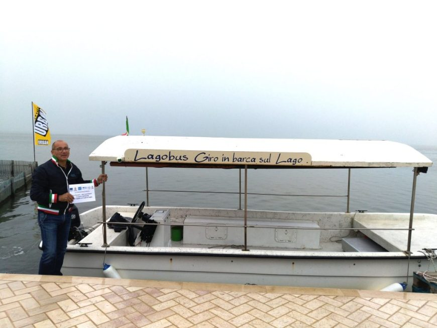 Lago bus Lesina