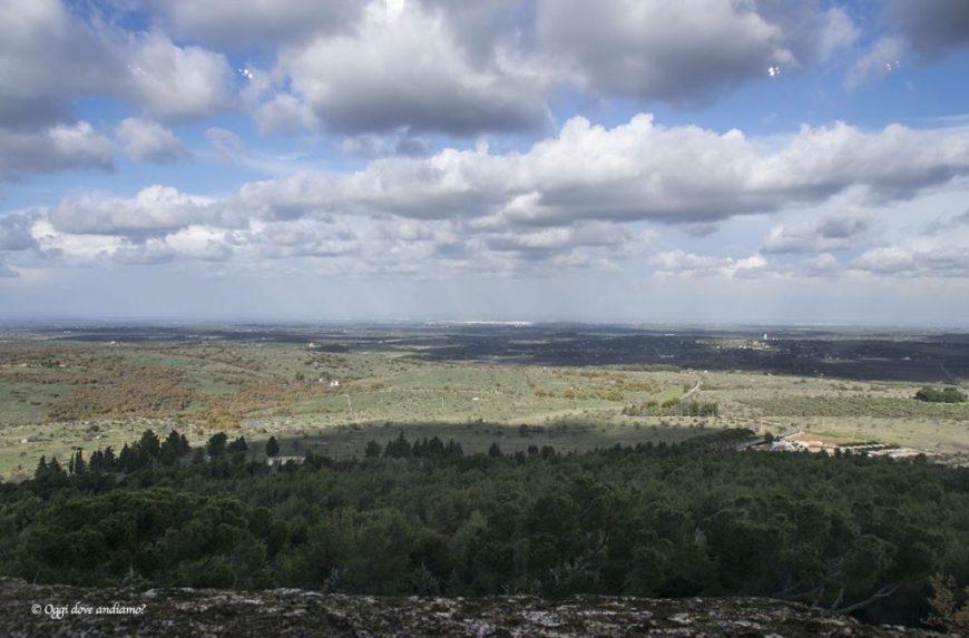 Panorama sulle Murge