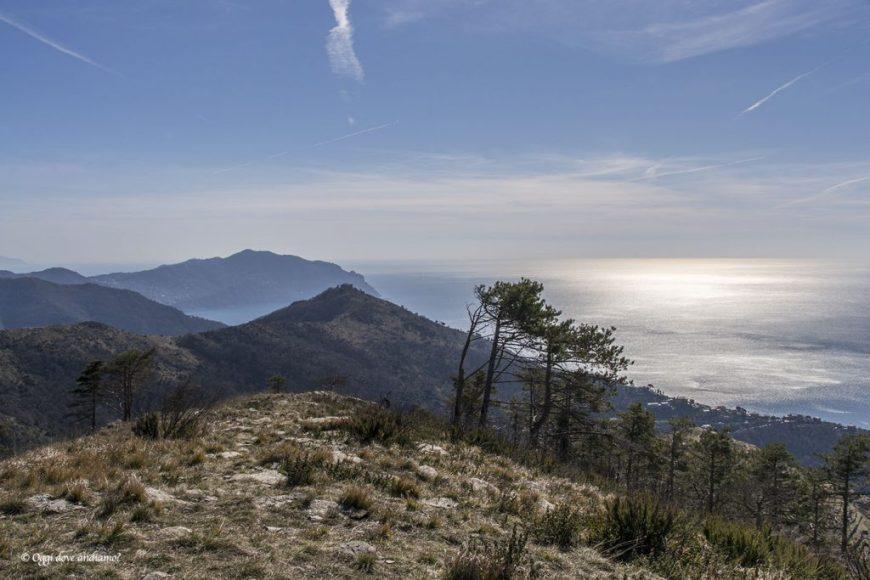 GIte in Liguria: da Bogliasco a Pieve Ligure