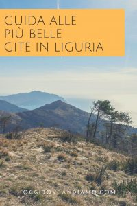 Guida alle più belle gite in Liguria