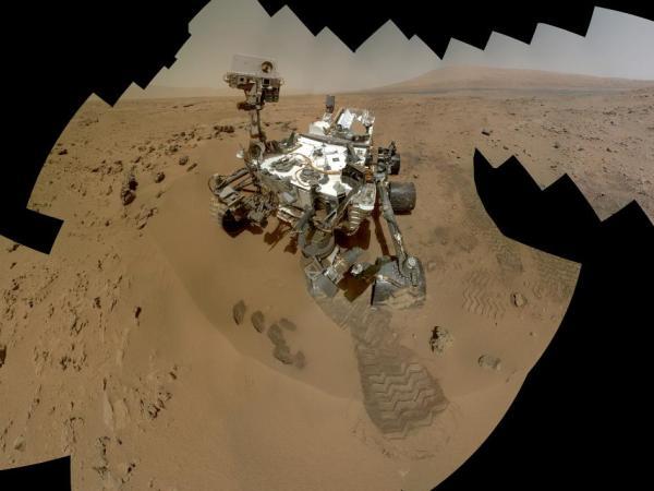 Curiosity - crediti immagine: NASA/JPL-Caltech/MSSS