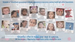 Creditit immagine: Fondazione Telethon