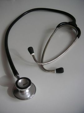 450px-Stethoscope_1