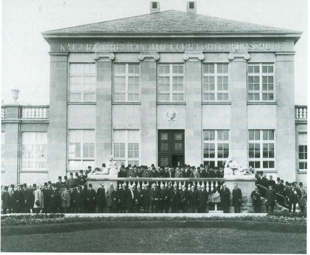 opening of the institute