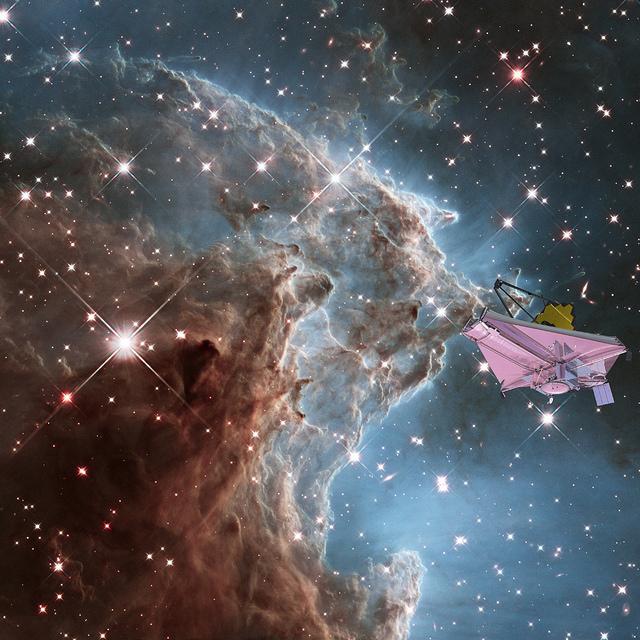 Si sono formate prima le stelle o i buchi neri?