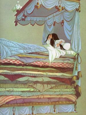 床墊好幾層