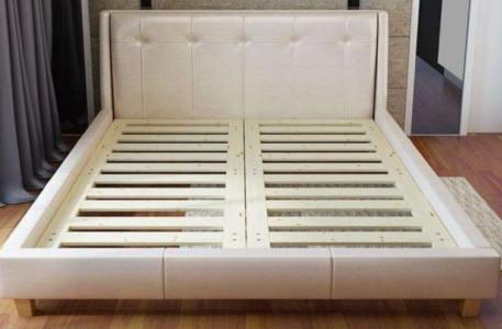 排骨架床架