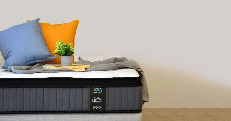 橘家床床墊