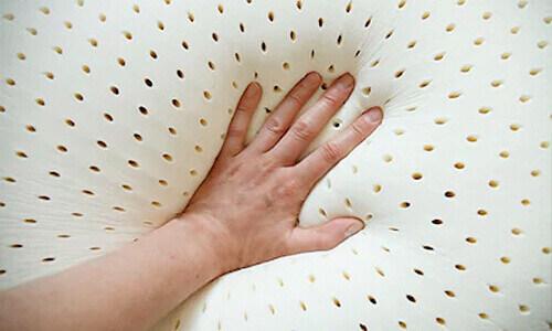 橘家床墊乳膠枕Q彈