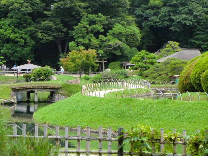 K rakuen le jardin d 39 okayama for Jardin korakuen