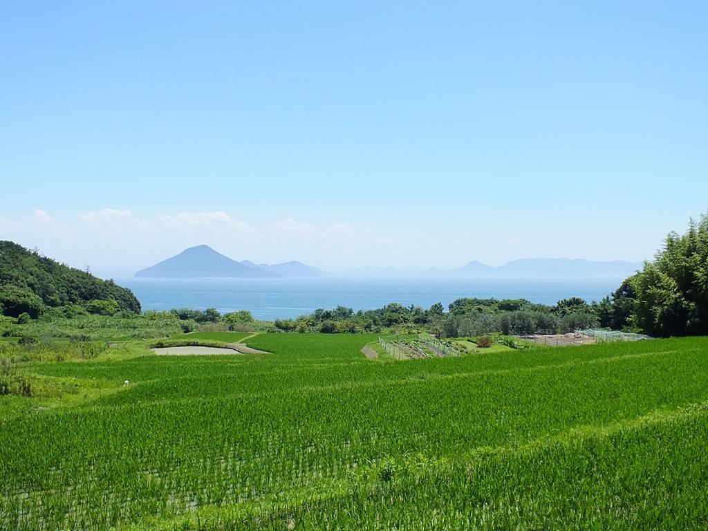 Balade sur Teshima