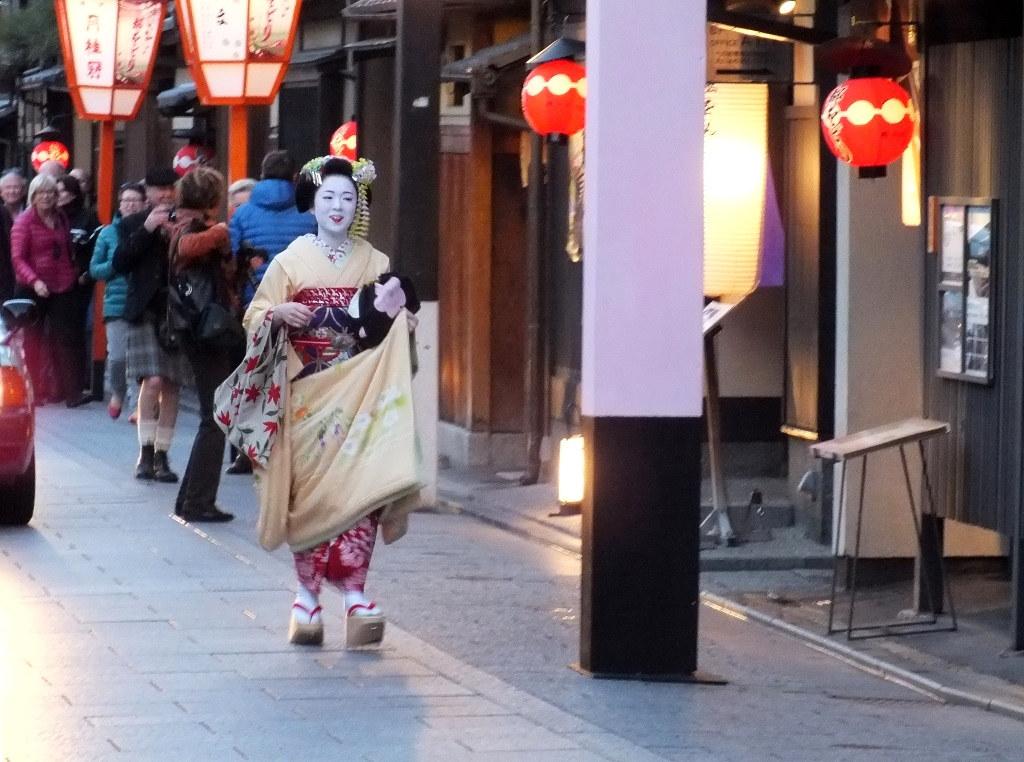 Les Geishas de Gion