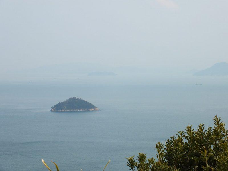 15 - Mer Interieure de Seto depuis Teshima