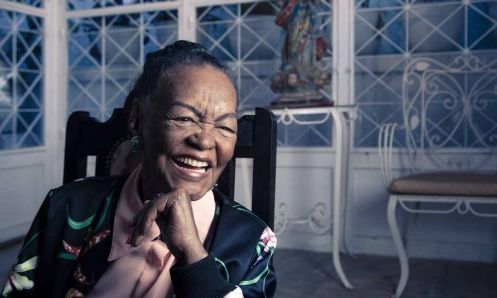 Ruth de Souza Foto: Leo Martins / Agência O Globo