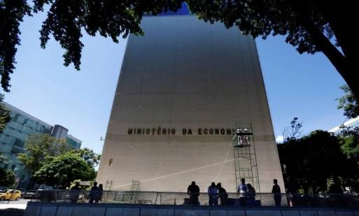Prédio do Ministério da Economia, em Brasília Foto: Adriano Machado / Reuters