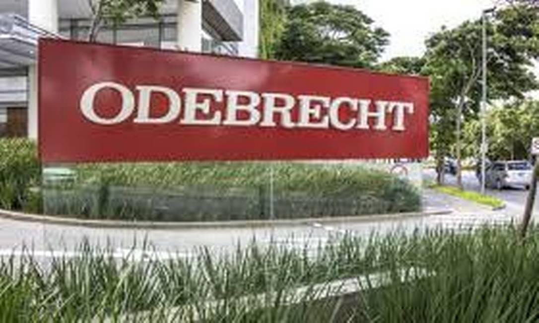 Fachada da odebrecht Foto: Reprodução