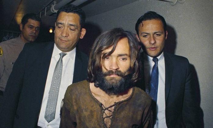Morreu Charles Manson, um dos assassinos mais famosos do mundo