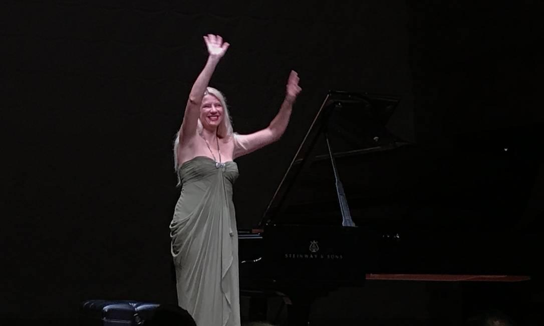 Crítica: 'Sharapova' Do Piano, Valentina Lisitsa Leva
