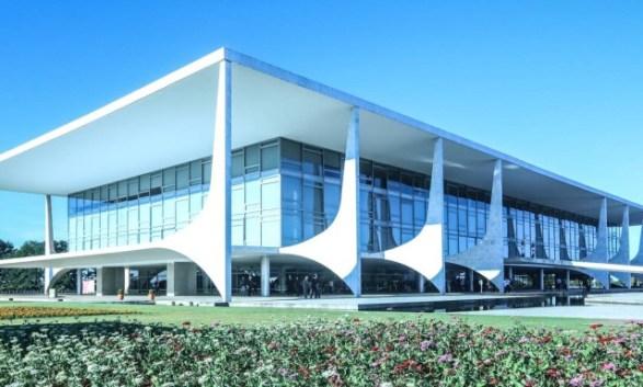 Resultado de imagem para imagens do palácio do planalto