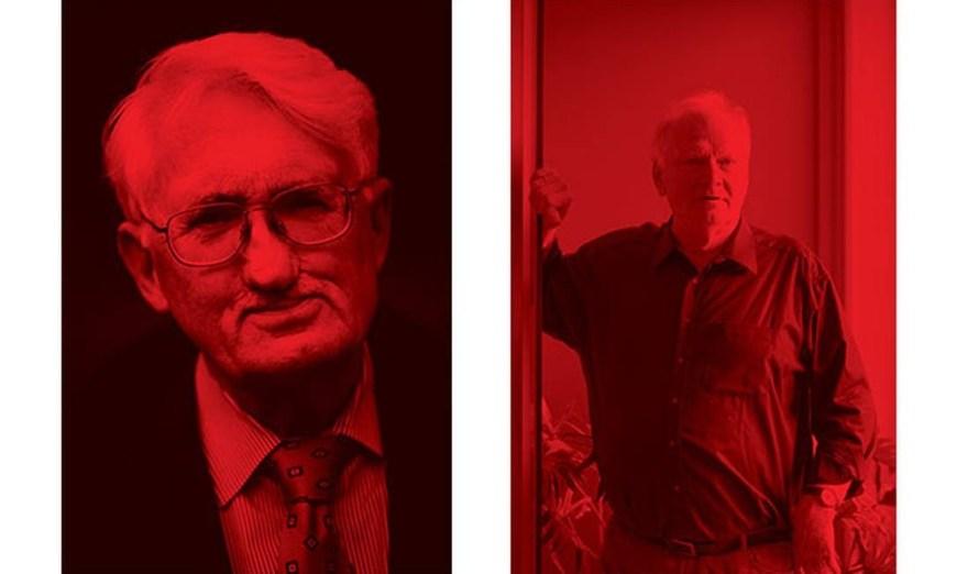 Jürgen Habermas (1929) (à esq.), assistente de Theodor Adorno na Escola de Frankfurt nos anos 50, discutiu a democracia no capitalismo tardio. Ulrich Beck (1944-2015), escreveu sobre como progresso promovido pela ciência e indústria criou uma sociedade de risco Foto: RAPHAEL GAILLARDE e LEONARDO CENDAMO / GAMMA-RAPHO/GETTY IMAGES e LEEMAGE/AFP