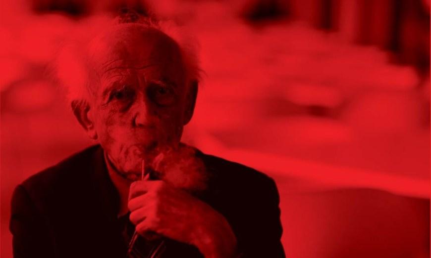 Zygmunt Bauman (1925-2017), sociólogo polonês que disse que vivemos tempos