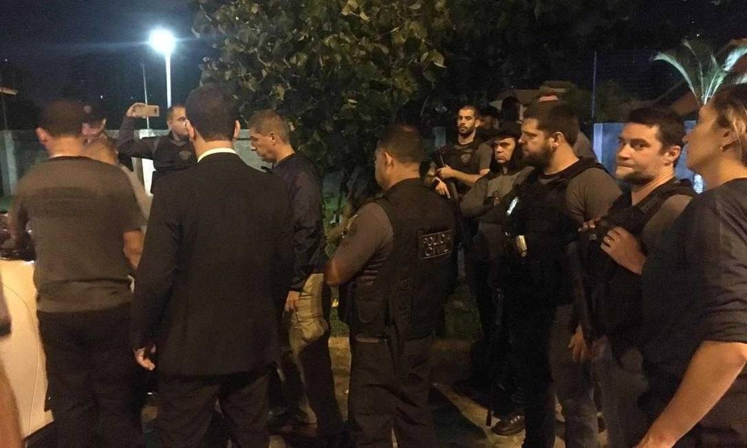 O policial teve a prisão preventiva decretada após denúncia Foto: Reprodução