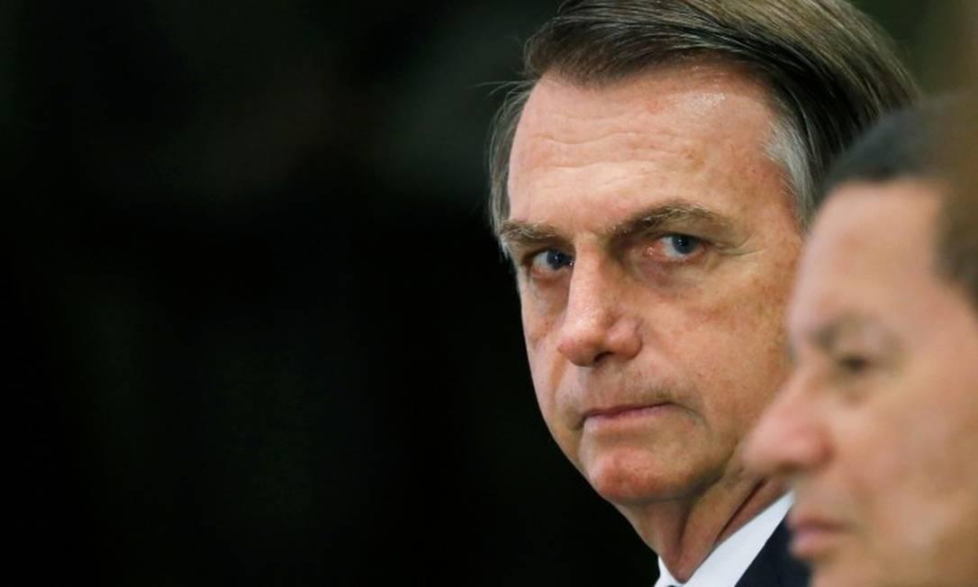 Bolsonaro cancela viagem aos Estados Unidos, onde receberia homenagem