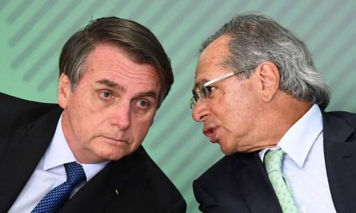 Bolsonaro diz que 'casamento' com o ministro Paulo Guedes está ...