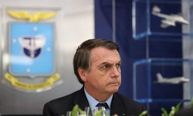 Jair Bolsonaro Foto: Marcos Corrêa / Divulgação