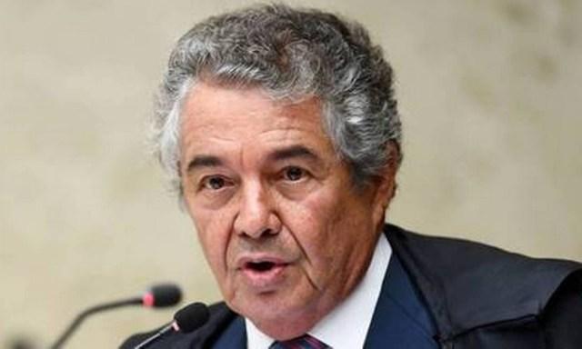 Ministro Marco Aurélio Mello, do Supremo Tribunal Federal Foto: Evaristo Sá / AFP