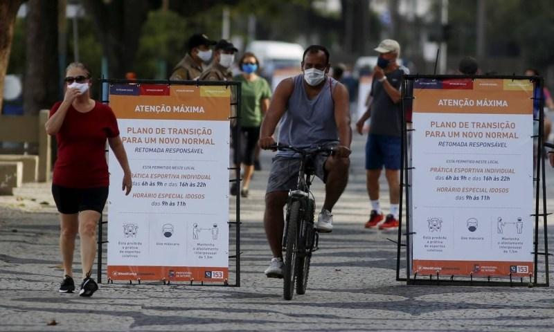 Covid-19: Niterói vai lançar site para dar transparência ao plano de  transição - Jornal O Globo