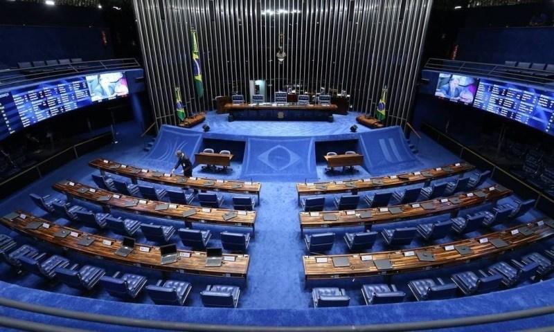 PEC deve ir a Plenário no Senado até início de agosto Foto: André Coelho / .