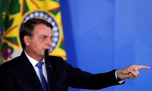 É o que vocês merecem', diz Bolsonaro a argentinos sobre governo Fernández  - Jornal O Globo