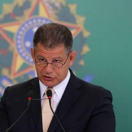 O ex-secretário geral da Presidência Gustavo Bebianno Foto: Pablo Jacob / Agência O Globo