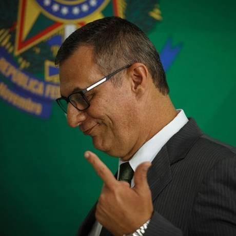 O ex-porta-voz do governo Rêgo Barros Foto: Daniel Marenco | Agência O Globo
