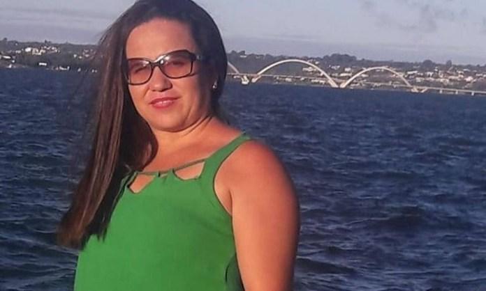 A candidata a vereadora Deulanny Dias, do PT Foto: Reprodução