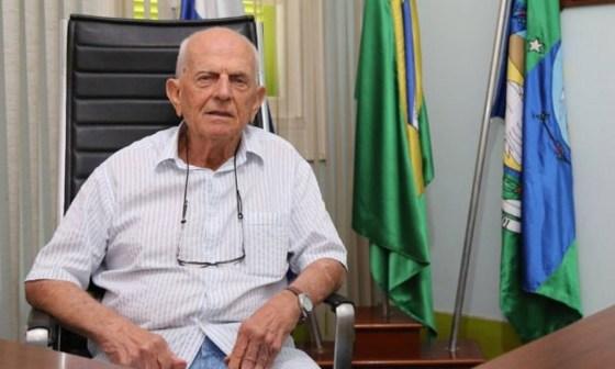 Dr. Silvestre (PP), Varre-Sai Foto: Divulgação