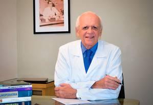Prof. Dr. Rubens Belfort Jr., presidente da Academia Nacional de Medicina Foto: Divulgação