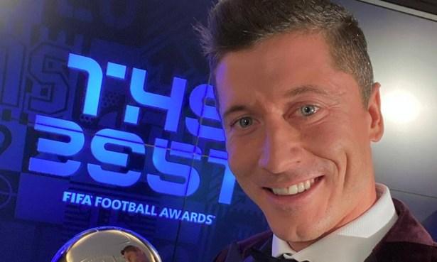 Prêmio da Fifa: Lewandowski é eleito melhor jogador do mundo ao superar Messi e Cristiano Ronaldo - Jornal O Globo