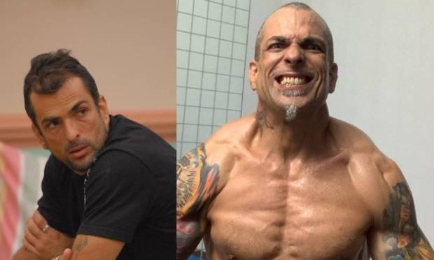 Marcelo Dourado won the 'Big Brother Brazil 10'.  After the victory, he became a jiu-jitsu champion Photo: Reproduction / TV Globo