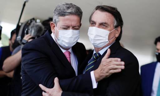 Bolsonaro se reúne com Lira e diz que 'não tem problema nenhum' entre eles  - Jornal O Globo
