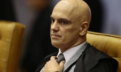 Alexandre de Moraes abre novo inquérito para apurar 'organização criminosa'  com ataques à democracia - Jornal O Globo