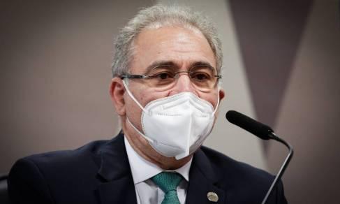Queiroga desvia de perguntas e não diz se concorda com Bolsonaro sobre uso  de cloroquina - Jornal O Globo